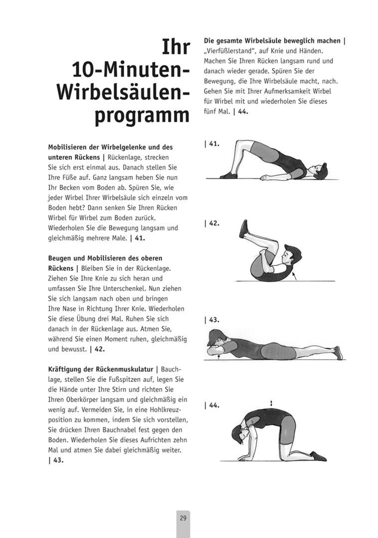 Großzügig Wirbel Im Rücken Bilder - Menschliche Anatomie Bilder ...