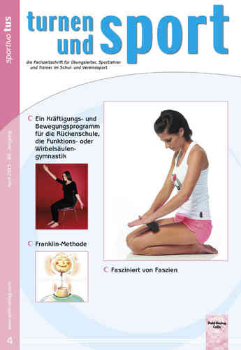 turnen und sport - April 2015