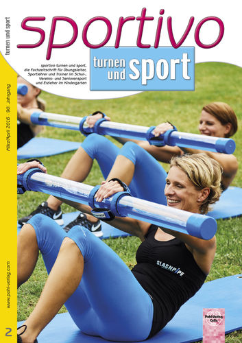 sportivo tus  - 2/16 - März/April 2016