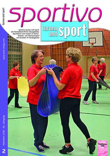 sportivo tus  - 2/18 - März/April 2018